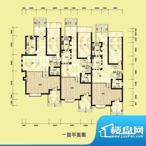 双湖明珠别墅55栋一面积:0.00平米