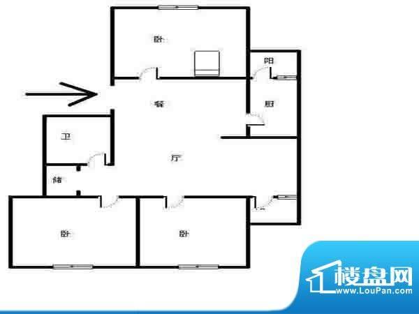 蓝天华门国际花园面积:0.00平米