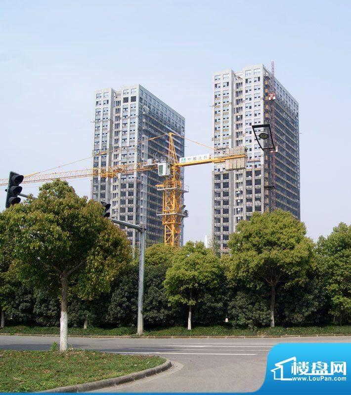 舟山新城商会大厦实景图