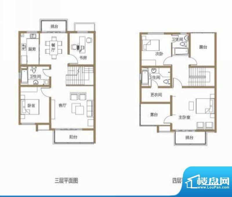 龙池翠洲三期别墅11面积:163.37平米