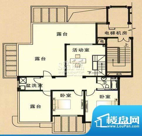 兴和苑户型图四面积:0.00平米