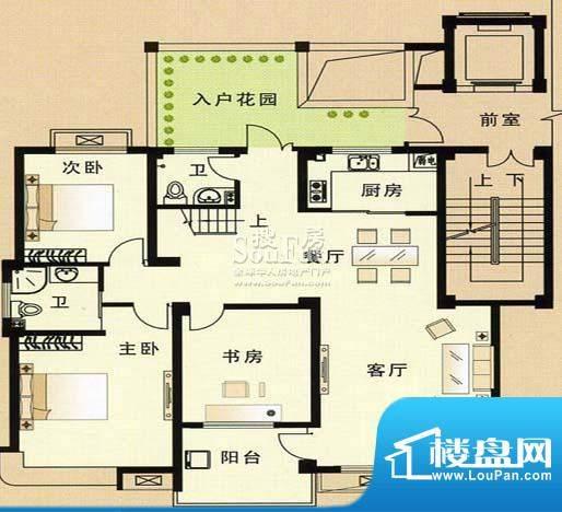 兴和苑户型图六面积:0.00平米