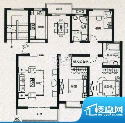 金丰花苑户型图九面积:0.00平米