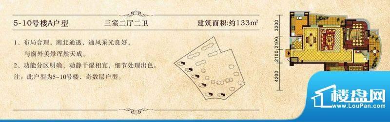中驰·香蜜园香蜜园面积:0.00平米