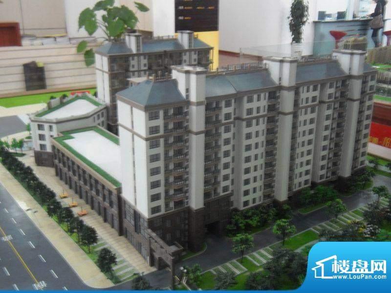 新能源新城市豪庭实景图