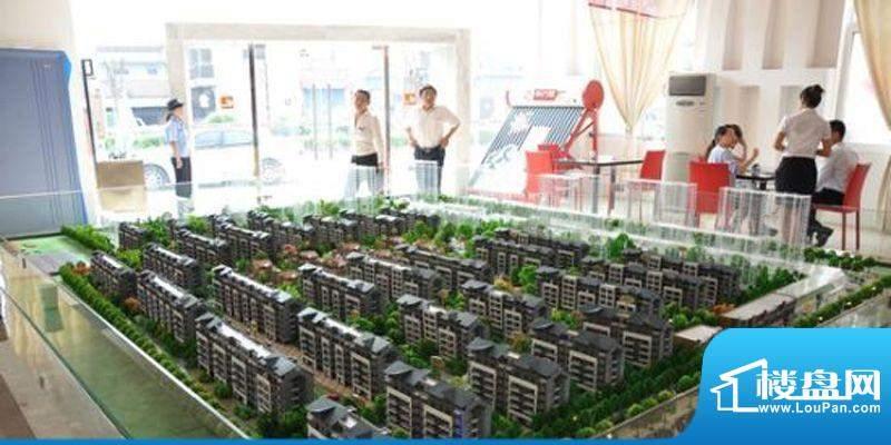 紫荆城实景图