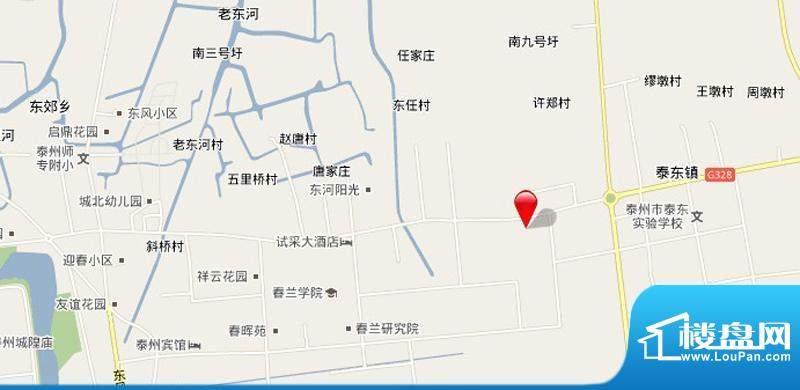 星威园交通图