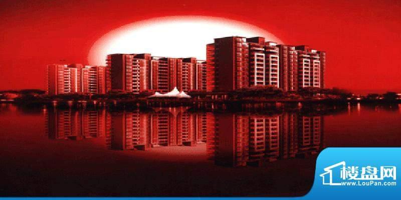 万嘉名城实景图
