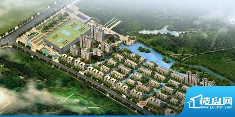 恒元城实景图