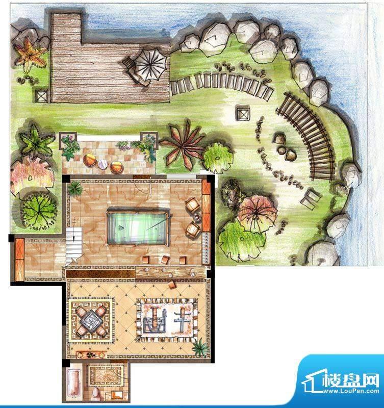 恒元城8#11#花园洋房面积:0.00m平米