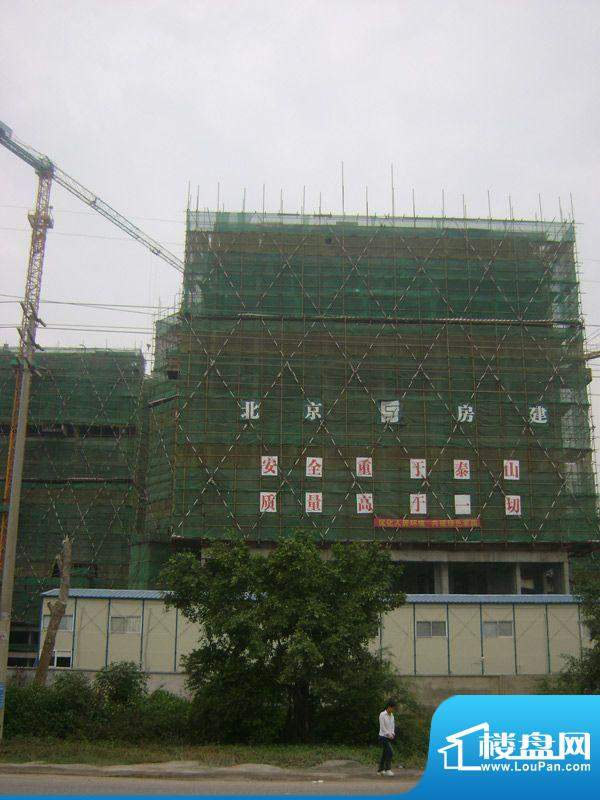 昊海·梧桐项目工程进度图20111206
