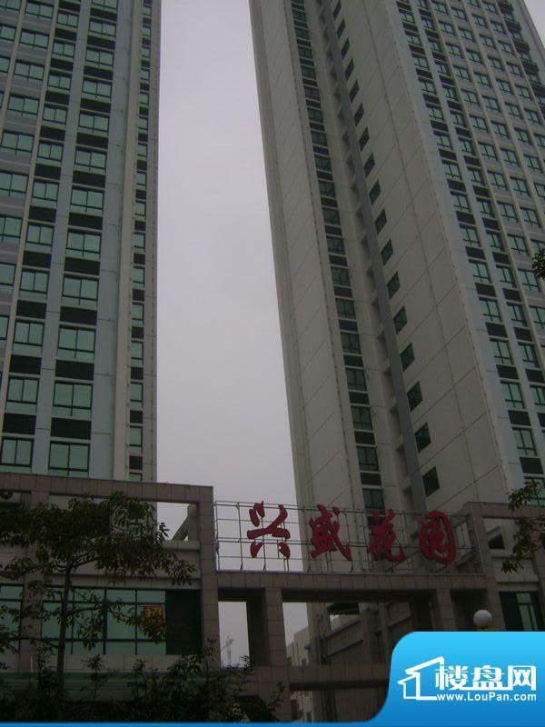 兴盛花园项目实景图(2012-02-20)