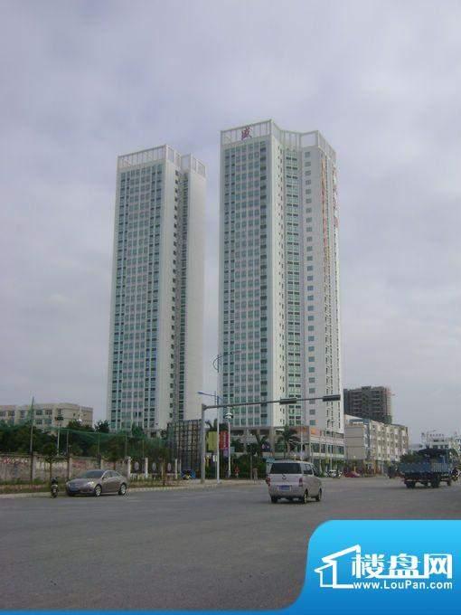 兴盛花园项目沿上海路远景图20111114