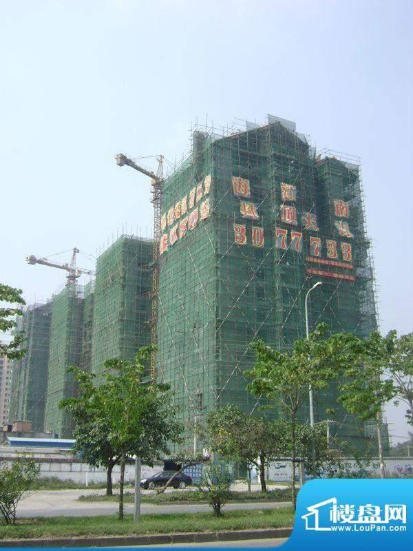 南地·海江南项目施工全景20111023