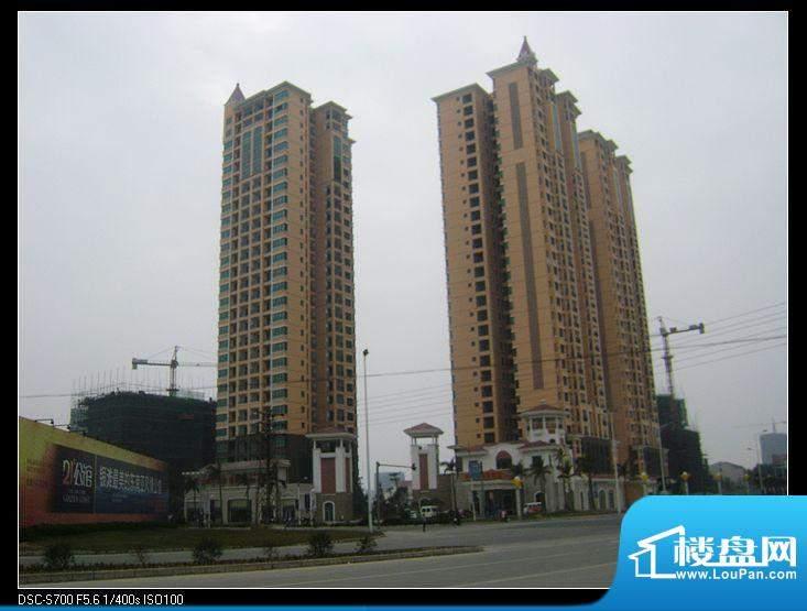 桐洋国际海岸楼房实景(2012-06-13)
