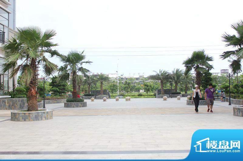 南国华城小区实景20120713