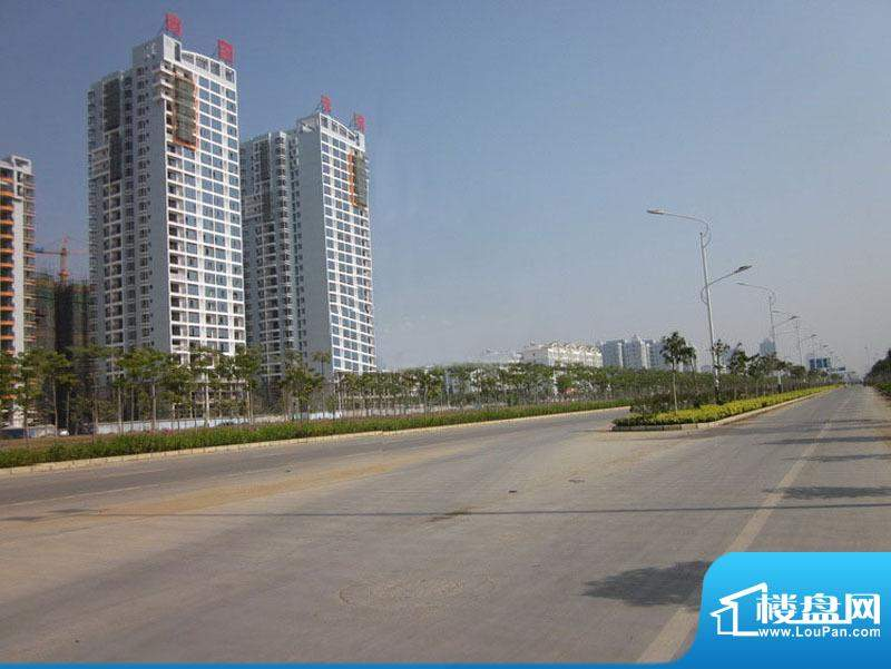 南国华城外景图(2010-12-07)