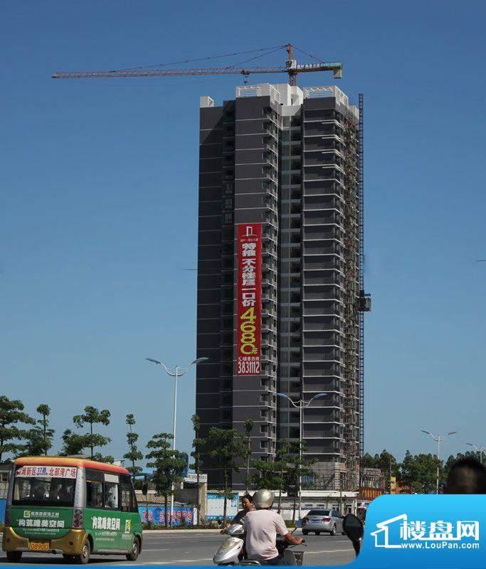 逢时·海景大厦项目沿广东南路准现房实