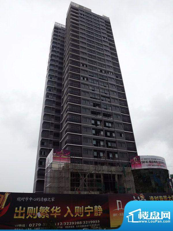 逢时·海景大厦项目现房实景图20120806