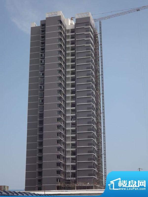 逢时·海景大厦项目沿广东南路实景图(