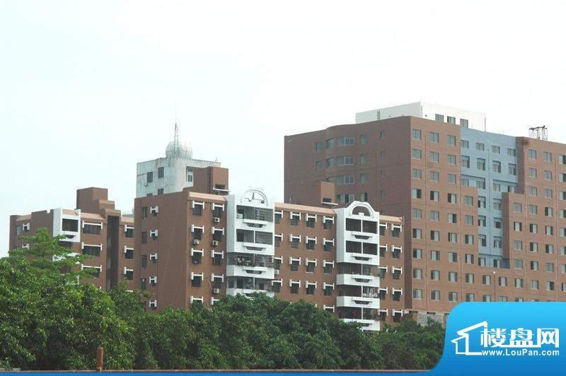翔隆商业城小区楼盘实景20110426