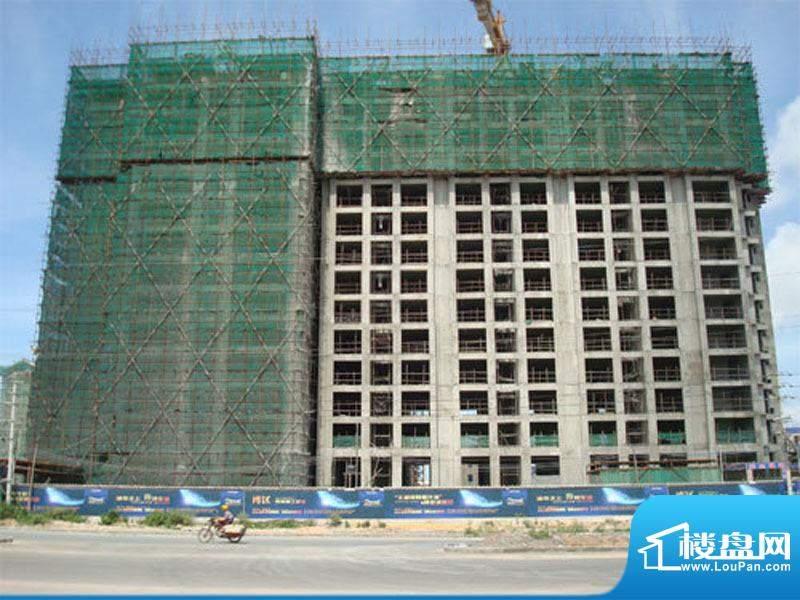 蓝海国际项目工程实景图(2010-06-09)