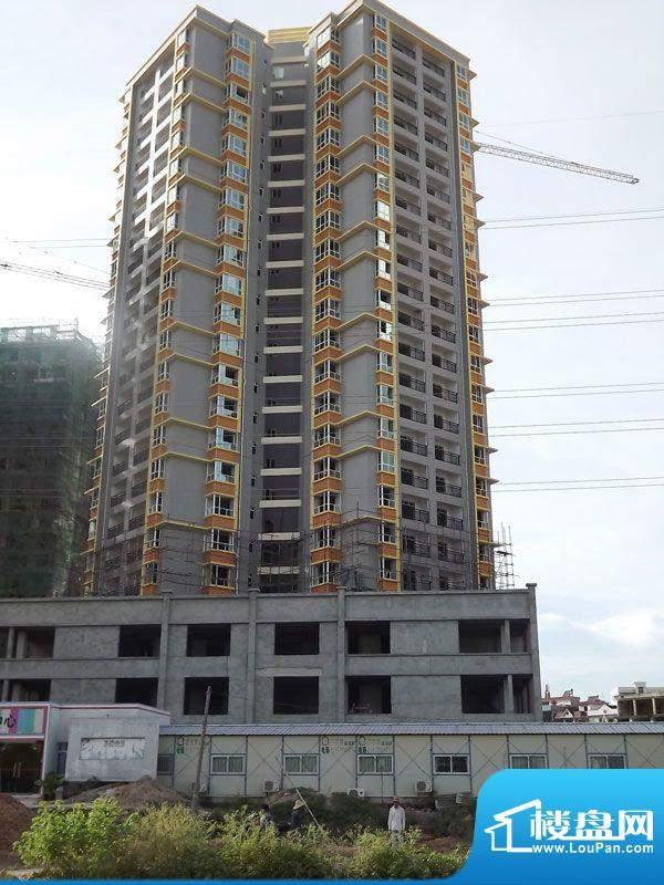 盛世华庭项目施工实景20110802