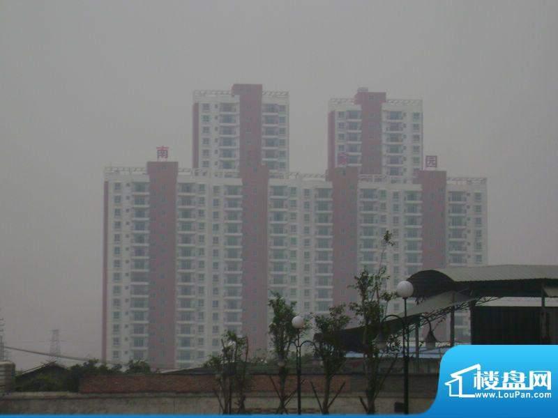 南珠家园项目远景图20120220