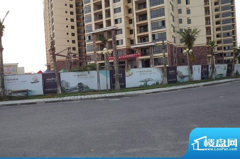 海枫和苑项目实景图20120112