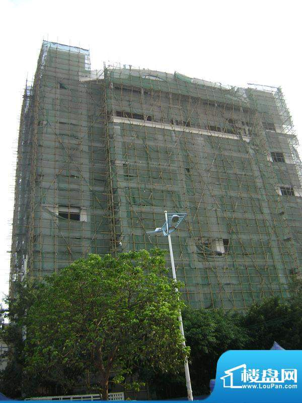 深港大厦小区实景20101223