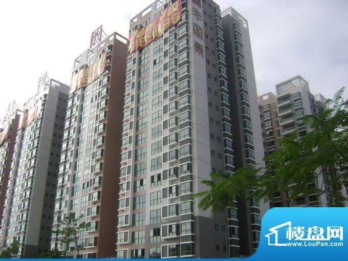 鑫丰丽景小区项目实景图20111114