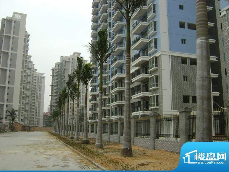 银滩融鑫苑小区3号楼前面水泥路2011012