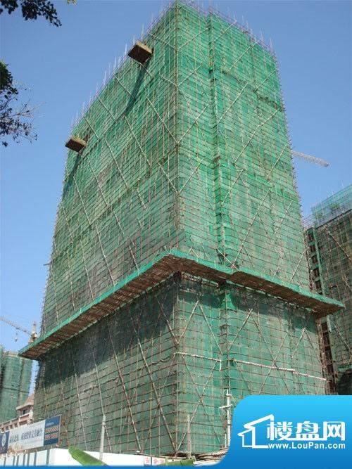 君临·西海岸工程进度实景图(2010-06-