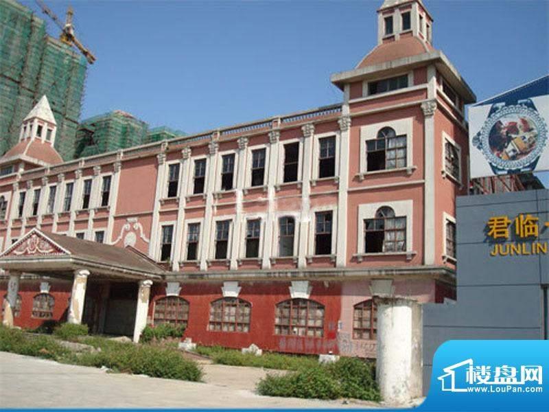 君临·西海岸售楼部实景图(2010-06-10
