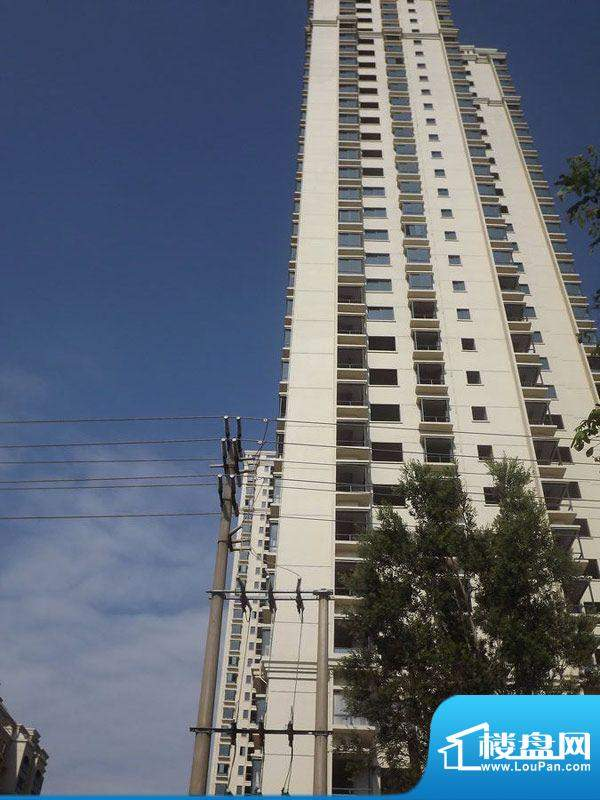 锦绣湾花园项目实景图20120411