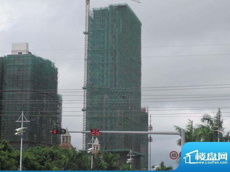 君临·西海岸外景图(2010-9-15)