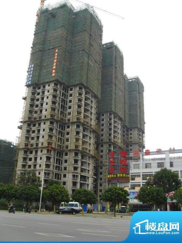 锦绣湾花园小区外景20110112