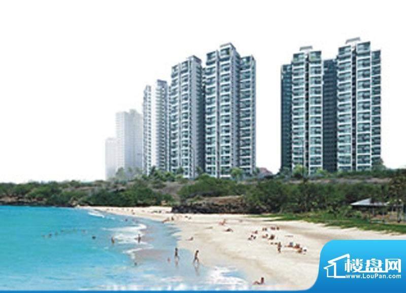 蓝色海岸国际家园第三期海滩外景效果