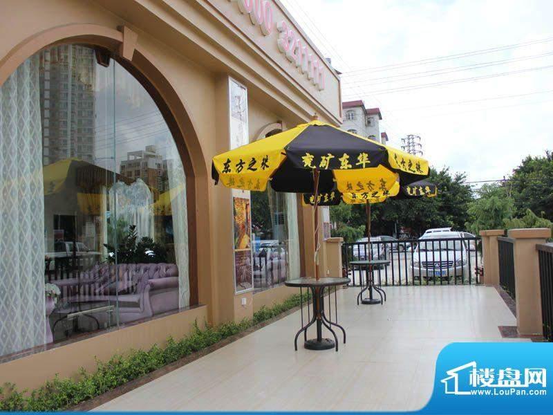 东方之珠花园售楼处20120813