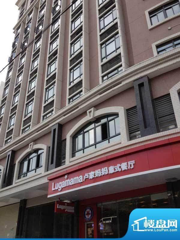 柏宝大厦项目实景(2012-9)