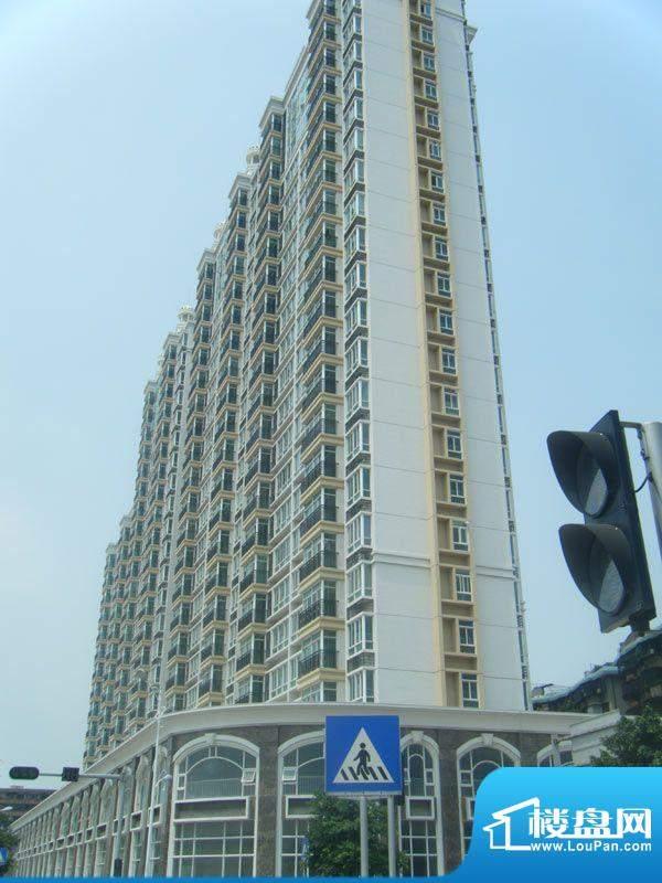 金港广场D区外立面外景图(2011-9)