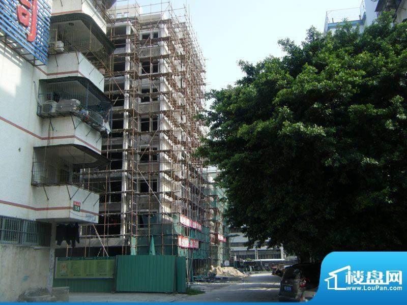 锦阳雅轩住宅远观外景图(2011-9)