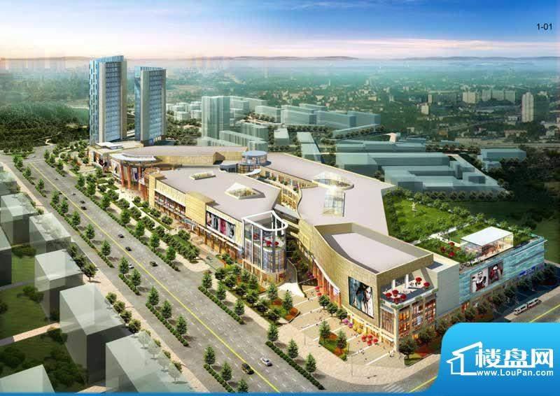 秦皇岛新房 海港区新房 世纪港湾商业广场