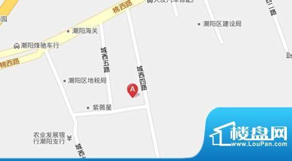 茵悦豪苑交通图