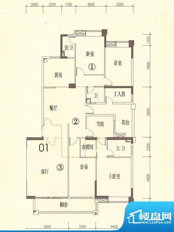 裕通花园西区24幢标面积:247.00m平米