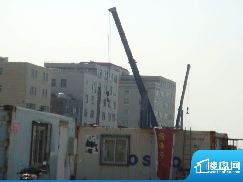 馥璟园项目实景图(2012-8)