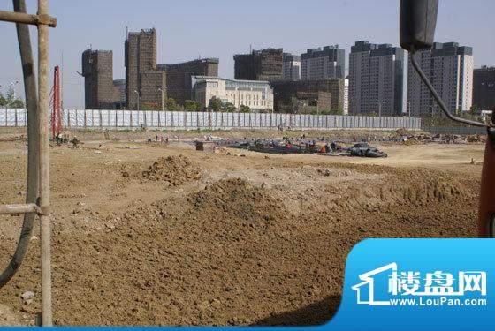 首府花园项目现场(2011-04-18)