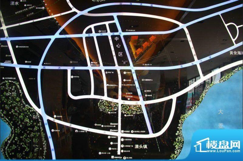 阳基·春风里交通图