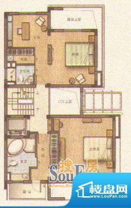 和院D户型二层 面积:0.00平米