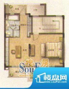 和院A户型三层 面积:0.00平米